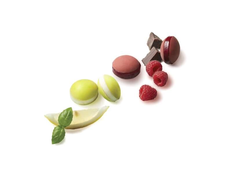 Des bonbons tutti frutti explosifs