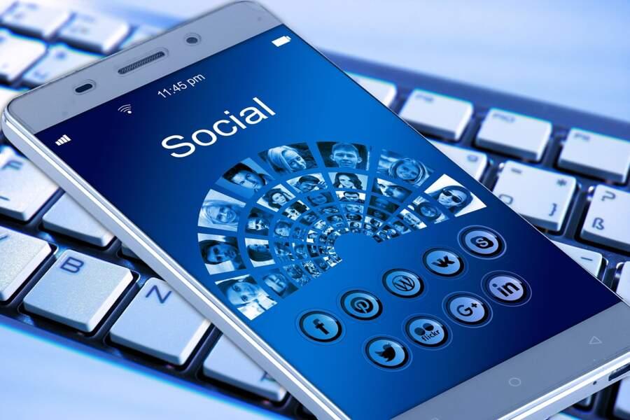 4. Proscrire l'identification via les réseaux sociaux