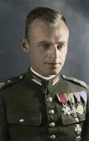 Witold Pilecki, déporté volontaire à Auschwitz