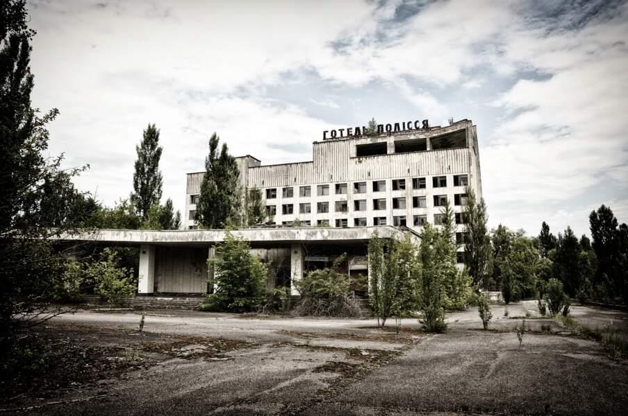 Le nuage de Tchernobyl s'est arrêté à la frontière