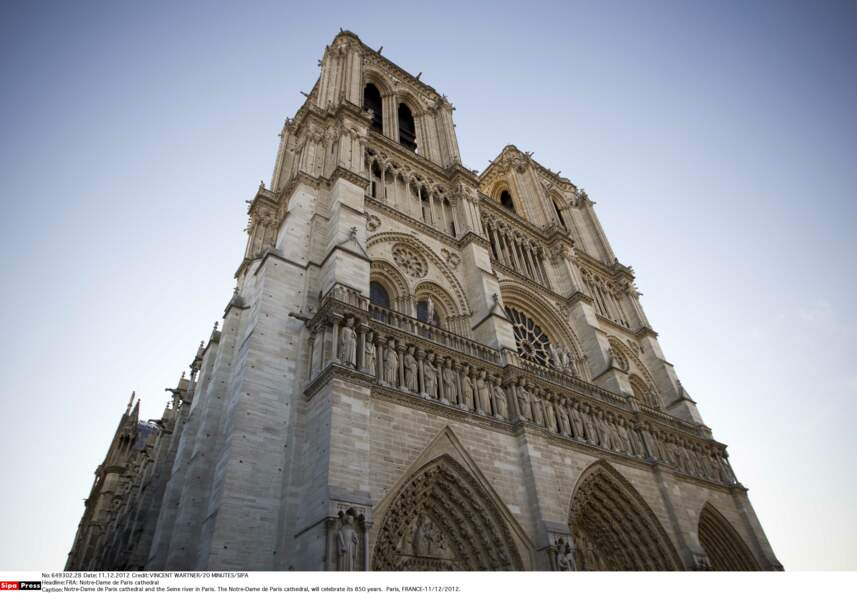 Notre-Dame en 2012