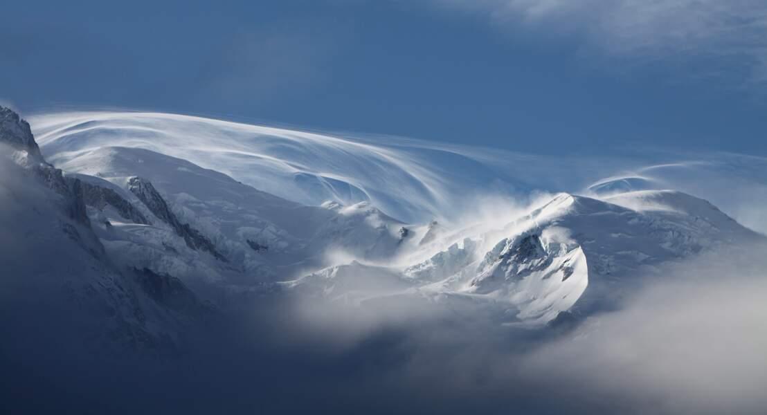 2. Se retirer face au Mont Blanc