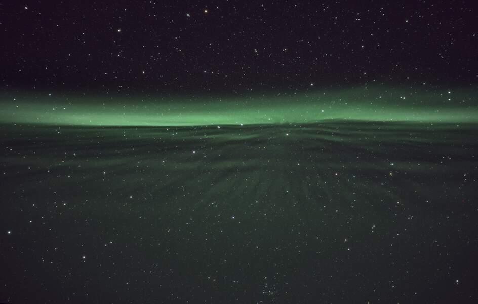 """Voici la plus belle photo d'astronomie dans la catégorie """"Aurores boréales""""selon l'Observatoire de Greenwich"""