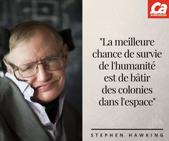 Sur l'avenir de l'humanité