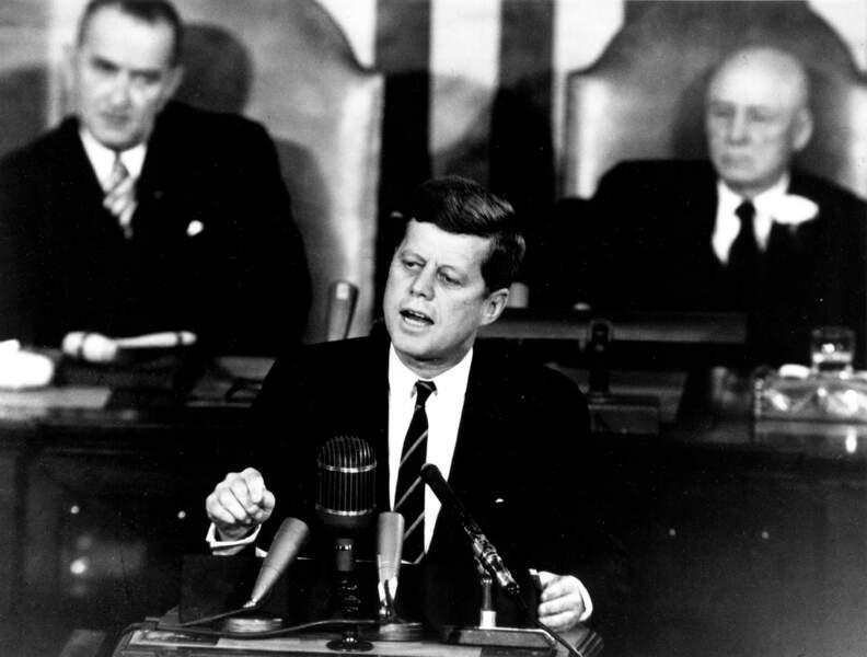 3. Kennedy a été l'un de leurs plus grands présidents