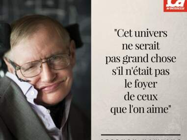 Le top 10 des citations de Stephen Hawking