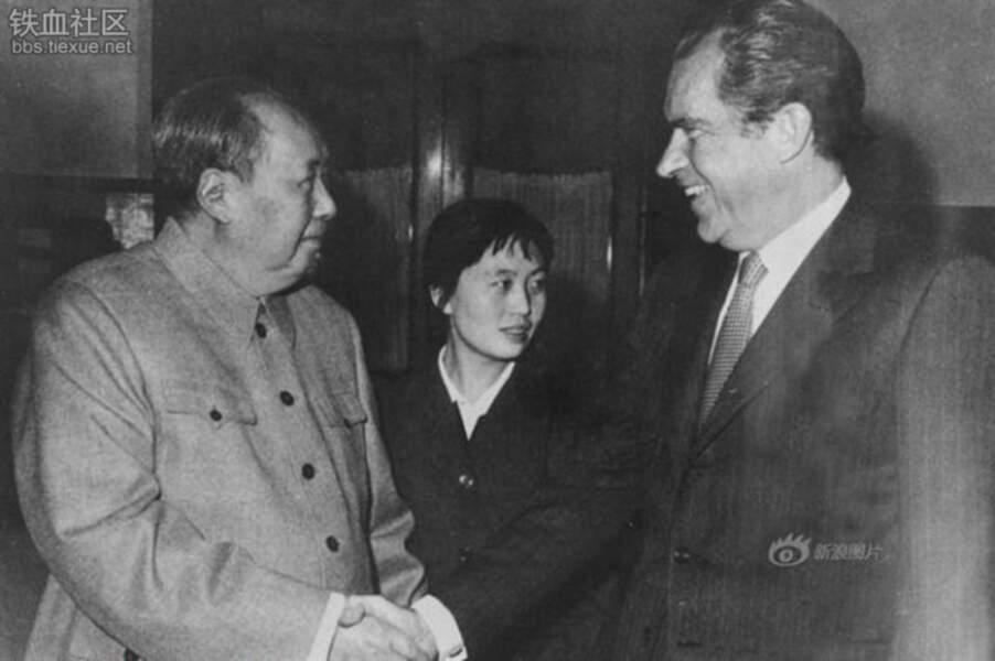 3. Mao et Nixon: la Chine et les USA renouent le contact