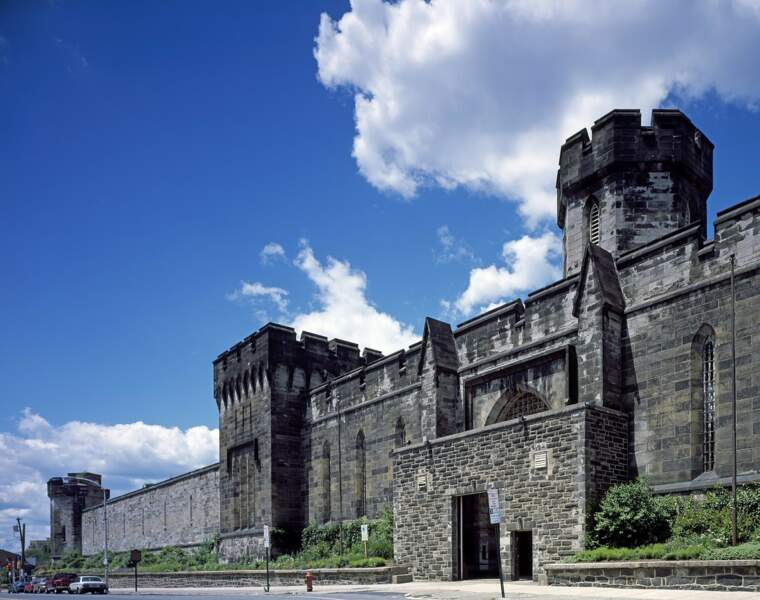 L'Eastern State Penitentiary