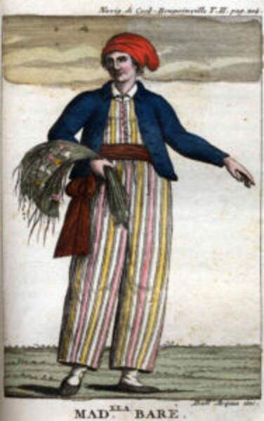 Jeanne Barret, la botaniste clandestine