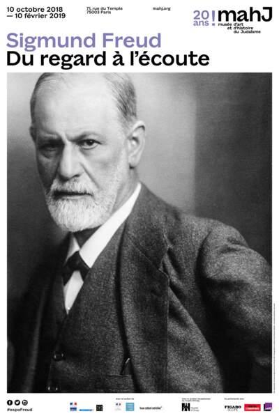 Sigmund Freud, du regard à l'écoute