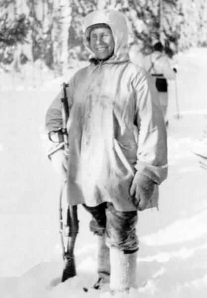Simo Häyhä, la « mort blanche »