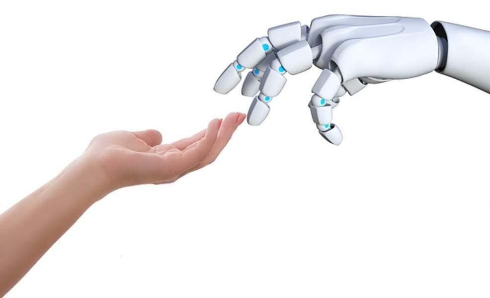 Obi, le bras robotisé qui aide les handicapés à manger
