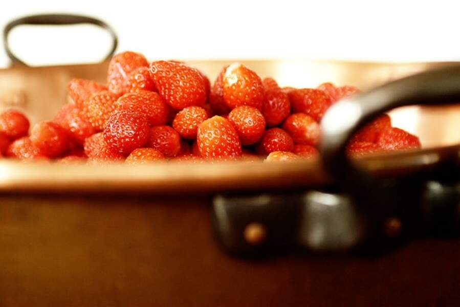 Des confitures contre le gâchis alimentaire