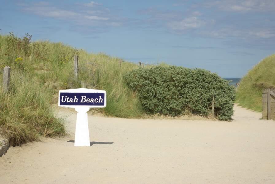 D'où viennent les noms des plages du jour J ?