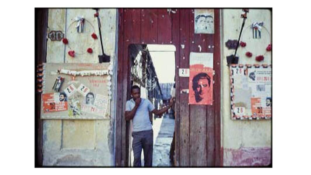 Santiago de Cuba, 26 juillet 1967