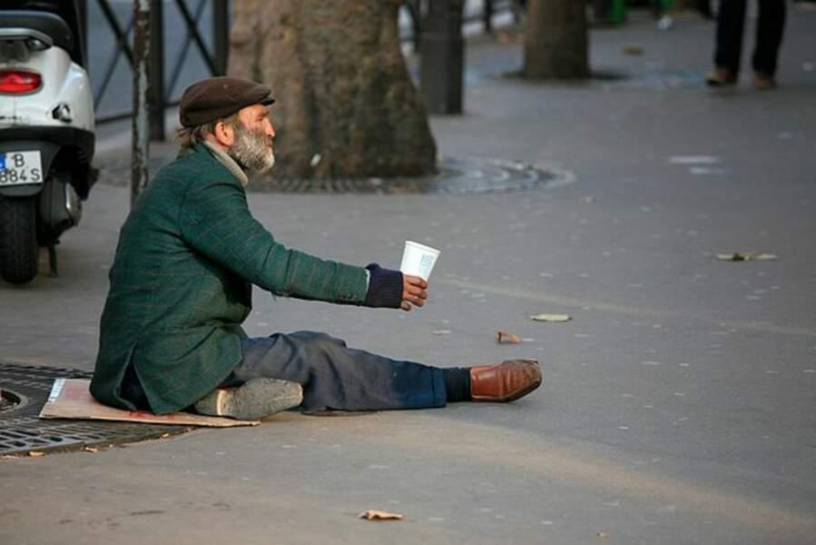 Des commerçants solidaires des sans-logis
