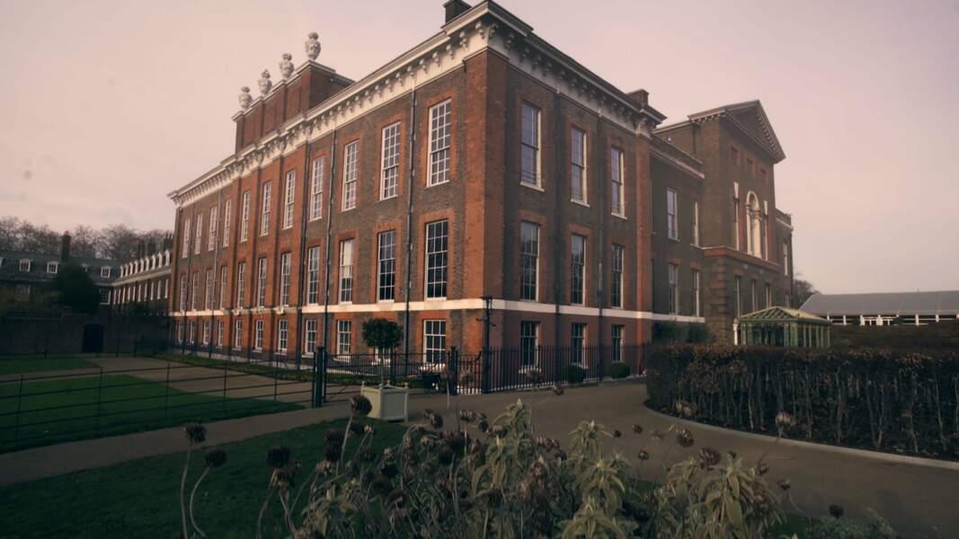 Le palais de Kensington (Royaume-Uni)