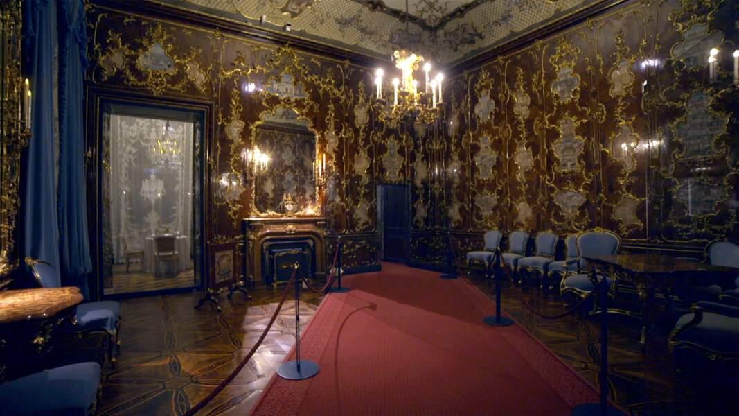 Le château de Schönbrunn (Autriche)