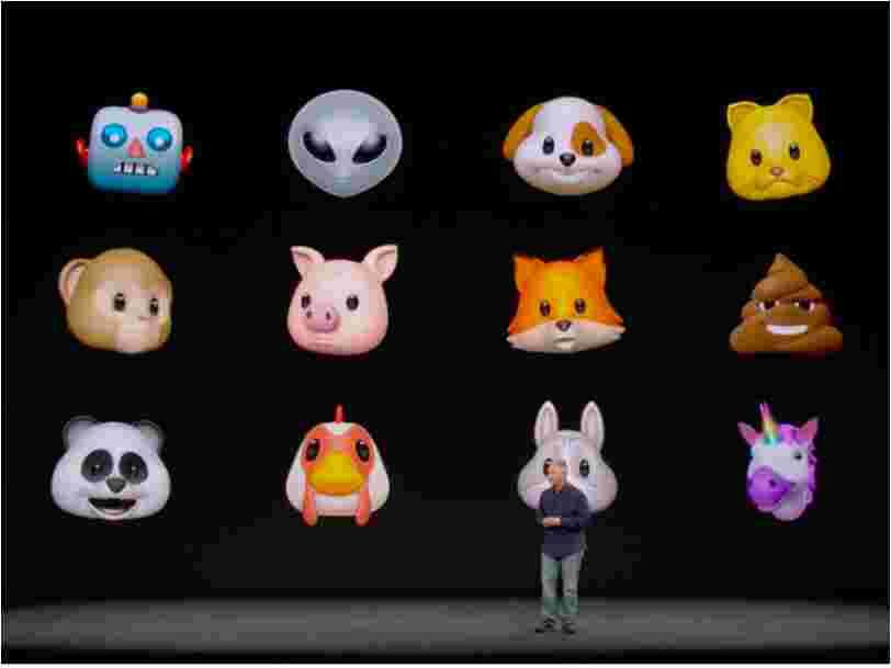 Une entreprise japonaise accuse Apple d'avoir volé le nom 'animoji' — elle saisit la justice californienne