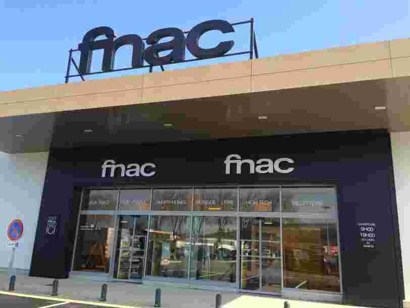 Fnac Darty écope d'une amende de 20 M€ pour avoir échoué à vendre 3 magasins comme l'avait ordonné l'Autorité de la concurrence