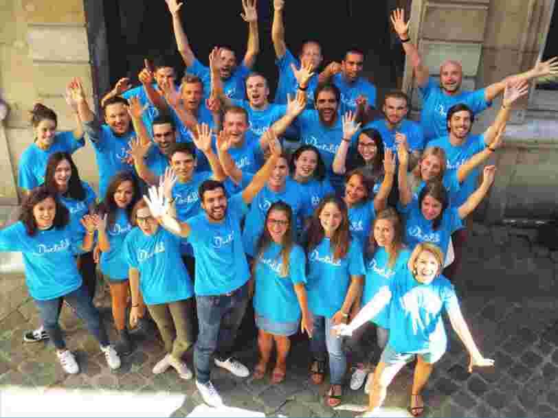 Voici 7 startups françaises qui ont le potentiel pour valoir 1Md$