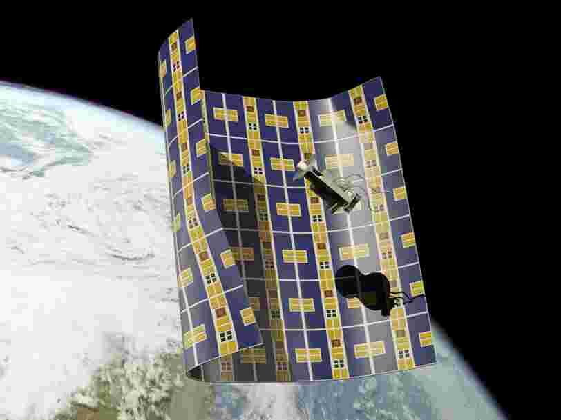 Voici les 5 projets qui permettraient d'attraper les millions de débris spatiaux en orbite autour de la Terre