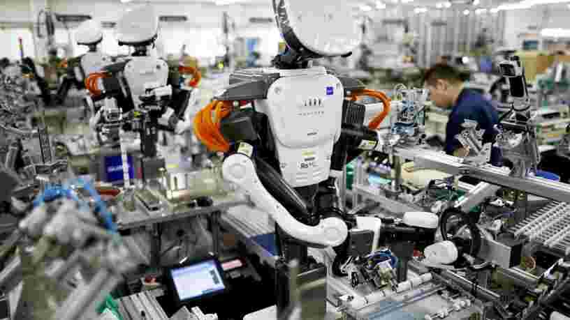 Voici pourquoi un avocat suisse imagine qu'il faudra définir les robots comme des 'personnes électroniques'