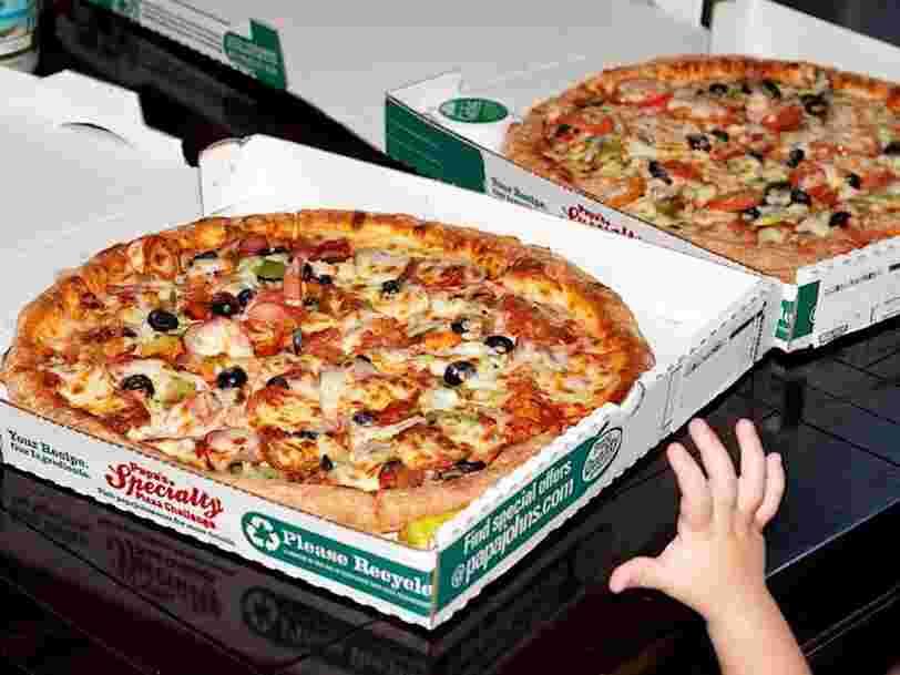 En 2010, un ingénieur a acheté 2 pizzas pour 10.000 bitcoins — elles vaudraient 20M$ aujourd'hui