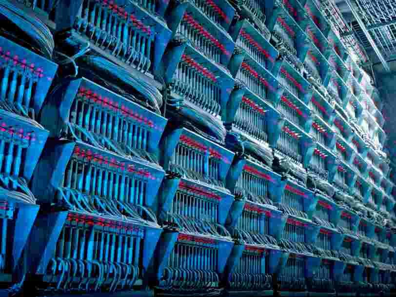 Le spécialiste français de l'hébergement de sites internet persuade JP Morgan et plusieurs banques de lui prêter 400M€ pour financer ses datacenters