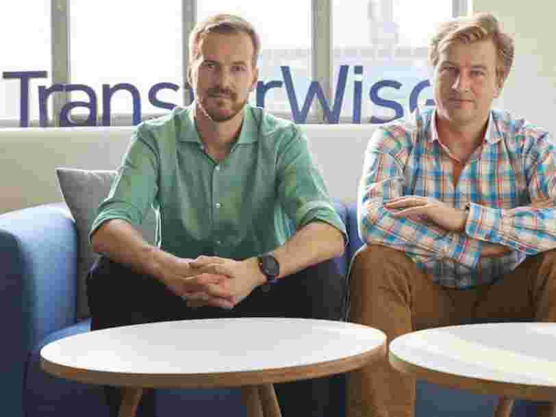 La fintech britannique TransferWise lève 280M$ sur une valorisation de 1,6Md$