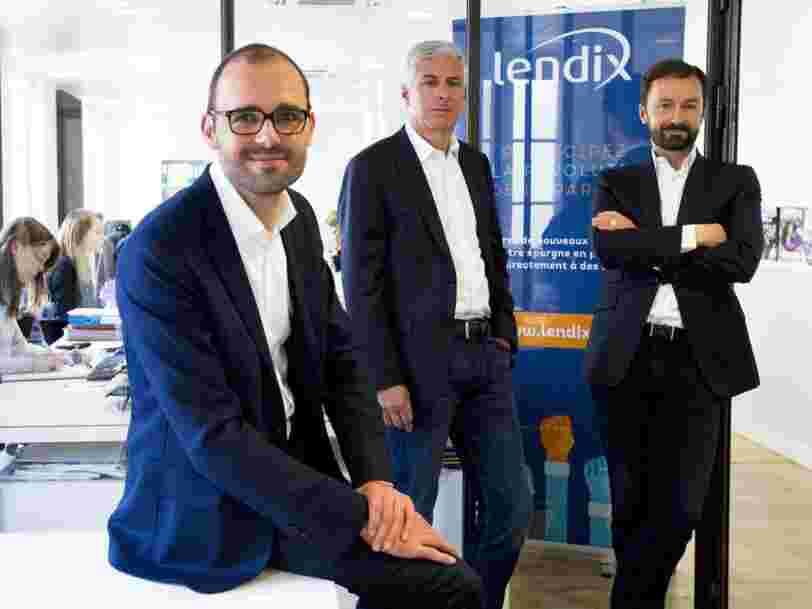 La fintech Lendix lève 32 M€ et ambitionne de devenir un leader en Europe