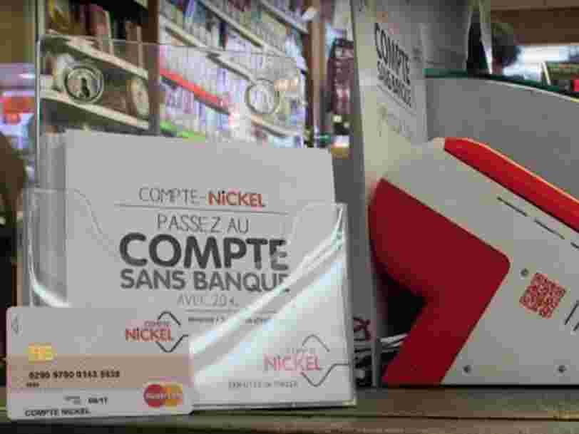 BNP Paribas rachète la fintech qui permet de créer un compte en 5 minutes au bureau de tabac