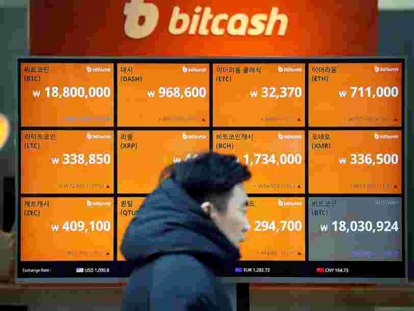 97% des bitcoins sont détenus par 4% des adresses