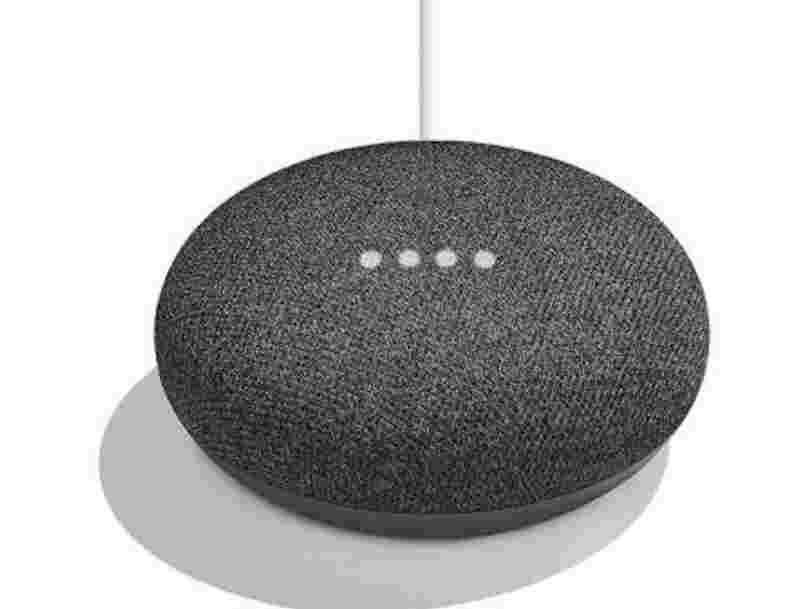 Google semble prêt à lever le voile sur ses petites enceintes connectées à 49$ concurrentes d'Echo Dot d'Amazon