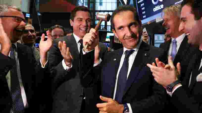 La maison-mère de SFR entreprend des démarches pour lancer une banque en ligne dans plusieurs pays d'Europe