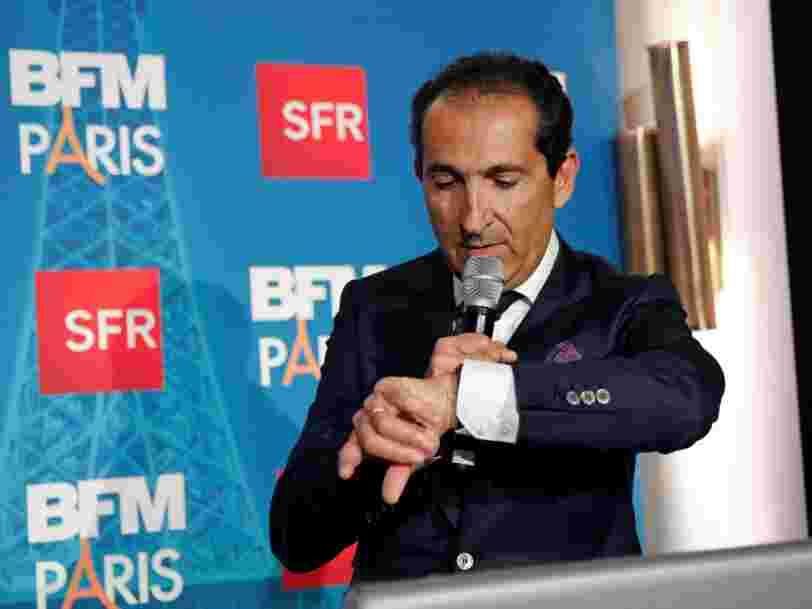 Le gendarme de la concurrence n'a pas aimé qu'Altice rachète SFR avant son accord — il lui inflige une amende record