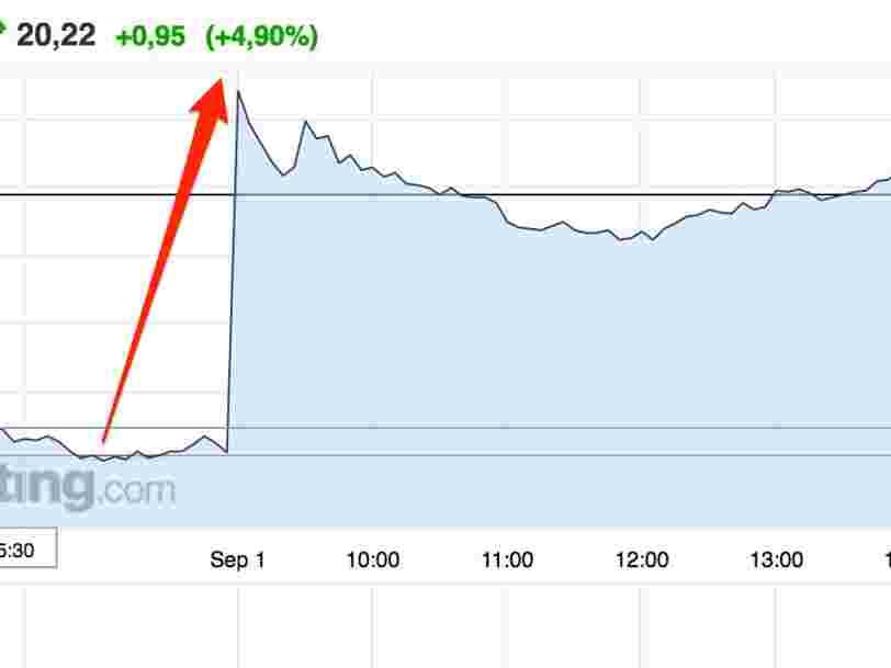 Vivendi décolle en Bourse après des résultats portés par le streaming — un marché qui pèsera 28 Mds$ en 2030 selon Goldman Sachs