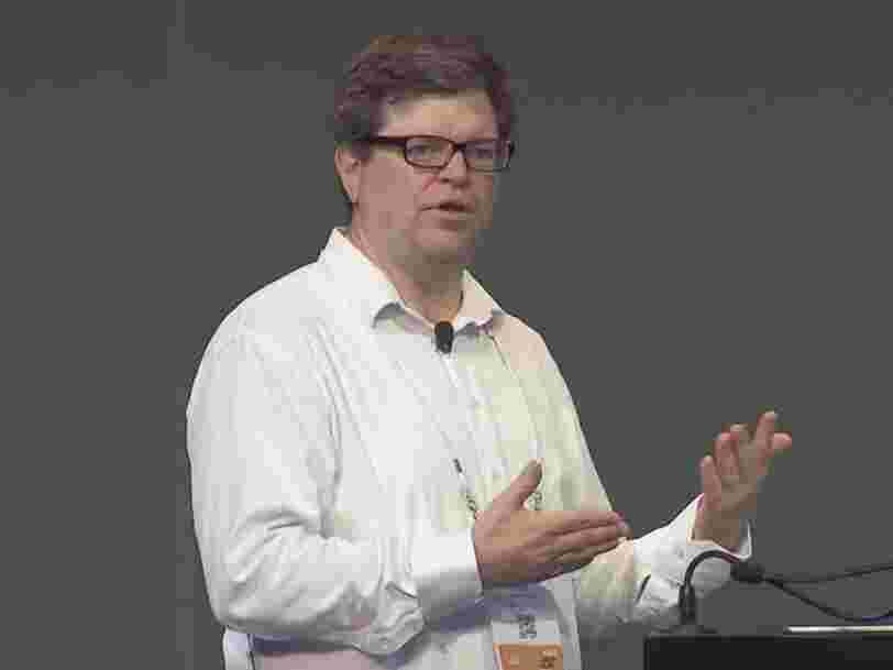 Le Français Yann LeCun, le monsieur intelligence artificielle de Facebook, a reçu le prestigieux prix Turing pour ses recherches