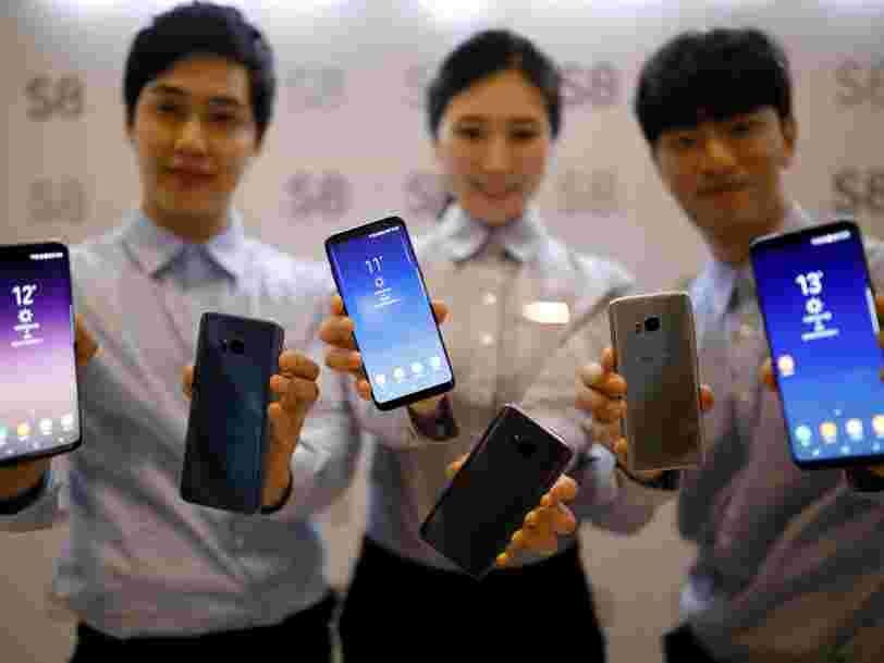 Samsung esquive les scandales de corruption et du Galaxy Note 7 et annonce son meilleur bénéfice trimestriel en 3 ans