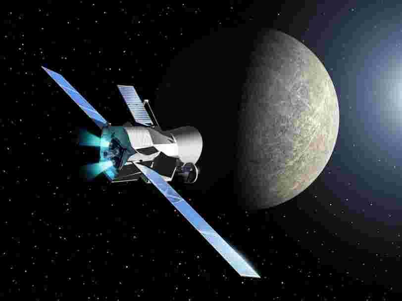 L'Europe lance sa première mission vers Mercure — et le voyage à 1,4 Md€ s'annonce périlleux