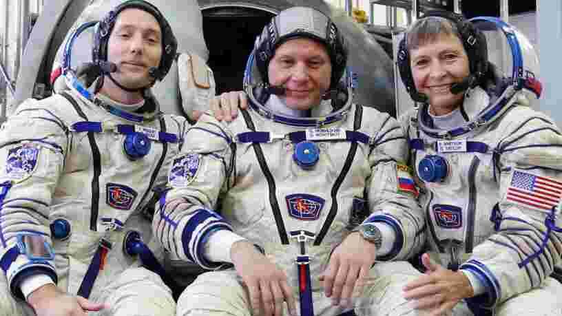 L'astronaute français Thomas Pesquet part dans l'espace pour 6 mois — voici les expériences scientifiques qu'il doit mener