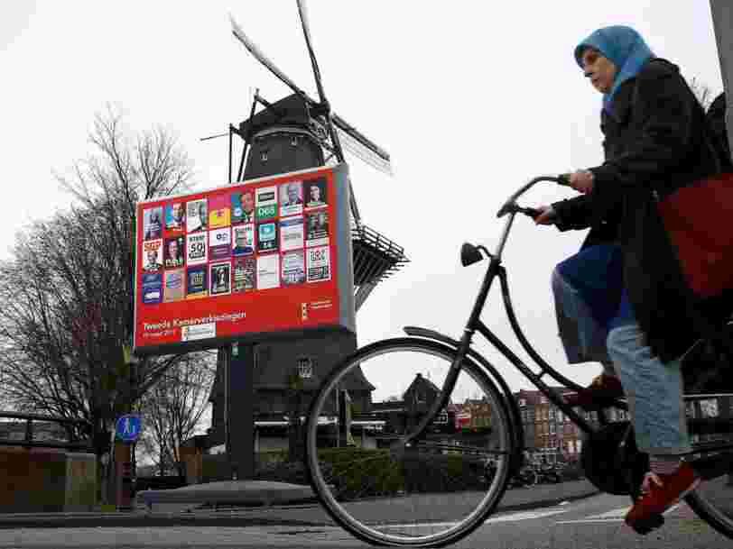 Ce qu'il faut savoir sur les élections aux Pays-Bas