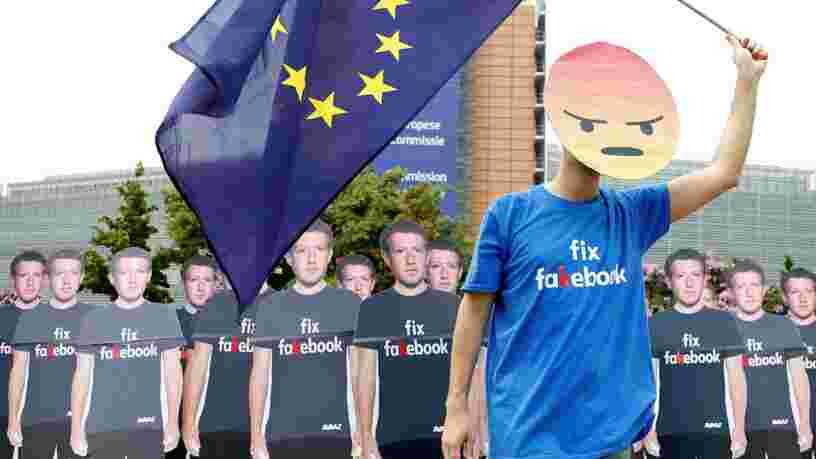 Facebook, Google et Intel disent qu'une future loi européenne est si stricte qu'elle pourrait tuer les innovations comme les voitures autonomes