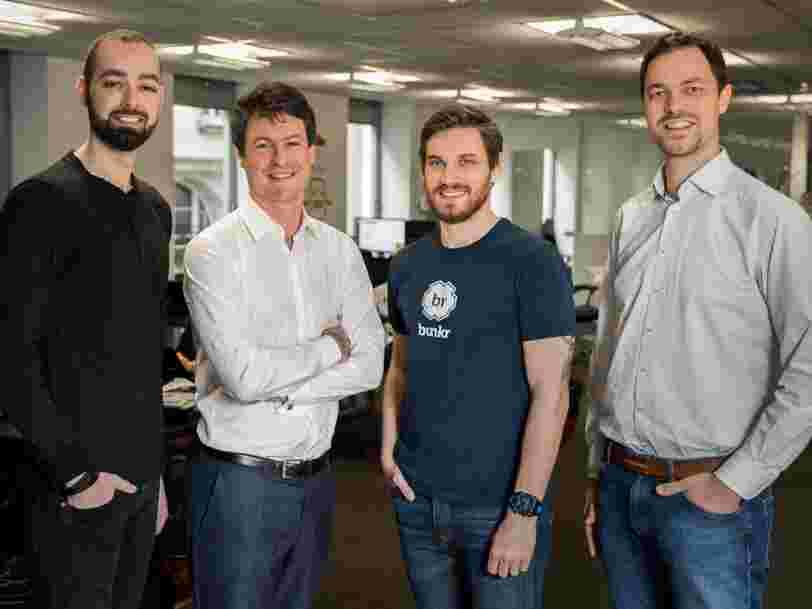 Synthesio rachète Bunkr, la startup française qui voulait remplacer Powerpoint