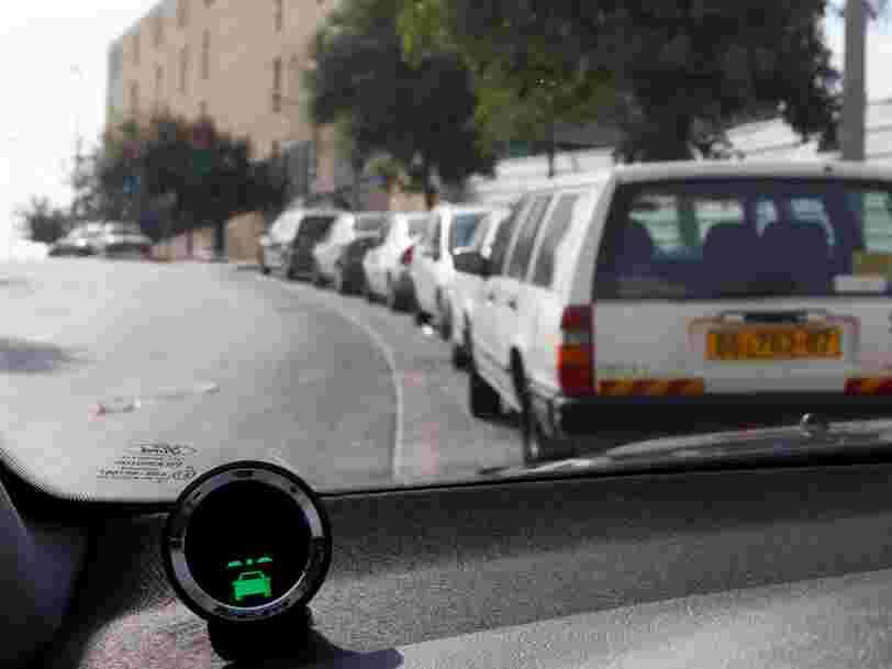 Intel rachète le spécialiste des technologies de conduite autonome Mobileye pour 15Mds$