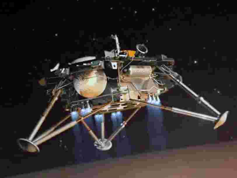 La sonde InSight de la NASA s'apprête à atterrir sur Mars — mais elle devra avant tout survivre à 7 minutes de terreur