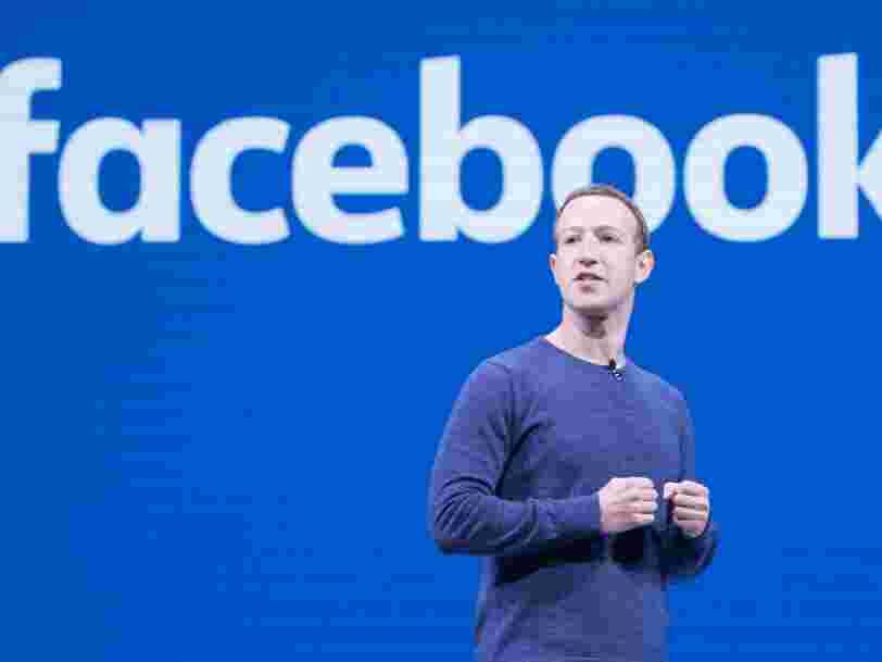 Facebook dit qu'il va dépenser 300 M$ pour soutenir des médias locaux alors qu'il est critiqué pour son rôle dans la diffusion d'informations mensongères