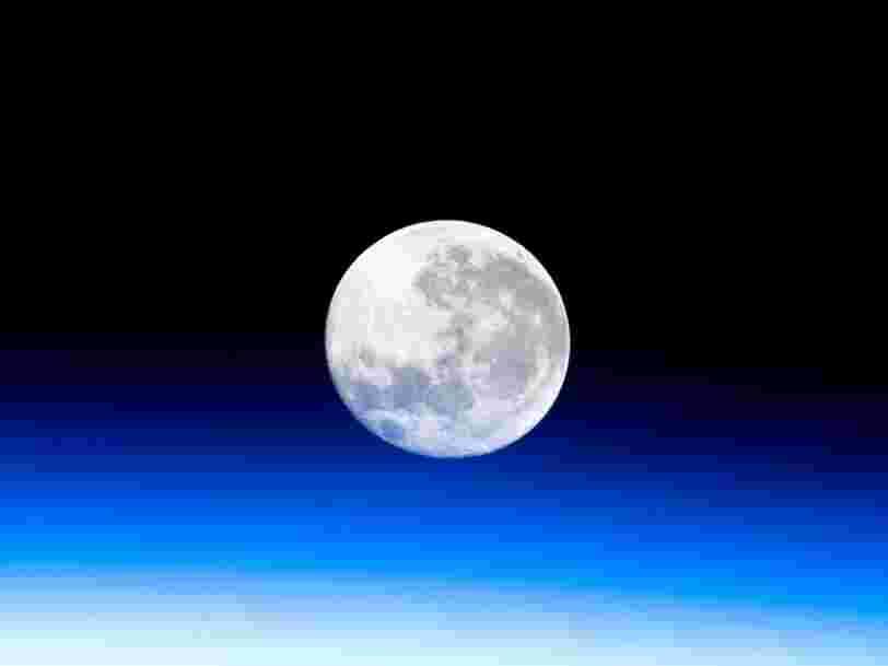 La NASA a choisi 12 projets pour la Lune... et les 6 autres choses à savoir dans la tech ce matin
