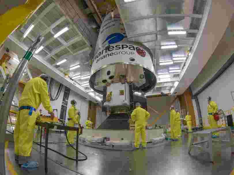 Il y a 3 raisons qui expliquent que le groupe aérospatial ArianeGroup devrait supprimer 2300 postes en 5 ans