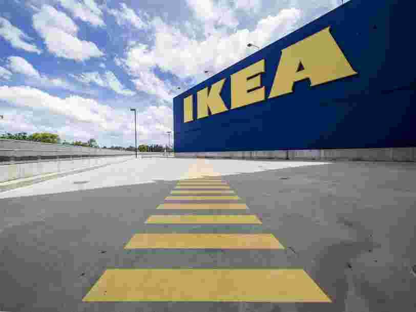 Ikea sur le banc des accusés pour espionnage de ses salariés